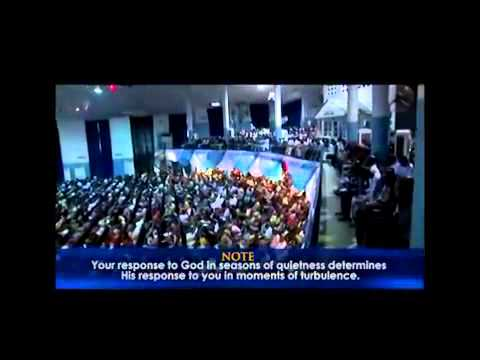 Download WHY DEDICATION TO GOD IS NECESSARY PART 1 HD Mp4 3GP Video and MP3