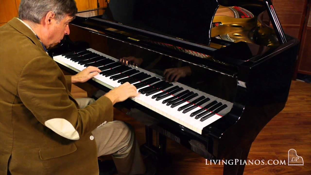Used yamaha pianos for sale yamaha c3 grand piano for Yamaha c3 piano dimensions