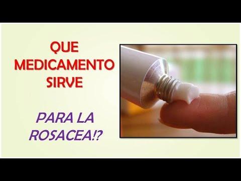 MEDICAMENTOS PARA LA ROSACEA - QUE MEDICAMENTO SIRVE PARA LA ROSACEA!?