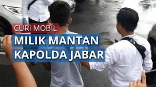 Siswa SMA Curi Mobil Milik Mantan Kapolda Jabar, Mengaku Diminta Pemilik untuk Ambil di Cucian