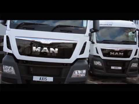 Why Axis buys MAN Trucks