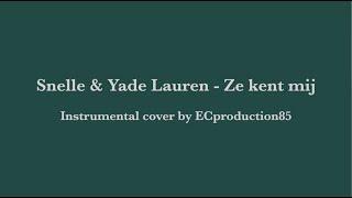 Snelle & Yade Lauren   Ze Kent Mij | Instrumental By ECproduction85