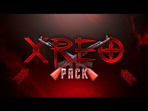 🔴 xReo Pack v2 ! | Free Gfx Pack 2018 | ( Ps & android ) | xReo