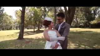 wedding invitations - RIvan - Dinda ( Barista @seecul )