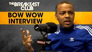 The Breakfast Club - Bow Wow Talks #BowWowChallenge And Addresses Rumors In His Last Radio Interview
