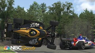 IndyCar IRacing Challenge: Honda Indy GP Of Alabama (FULL RACE) | Motorsports On NBC