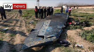Iran Admits Accidentally Shooting Down Ukrainian Passenger Jet