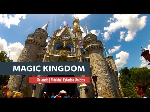 A magia contagiante do Magic Kingdom