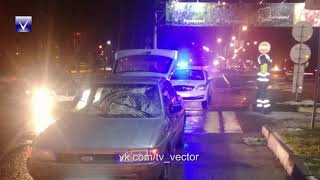ДТП в Новополоцке. Автомобилист сбил человека на пешеходном переходе.