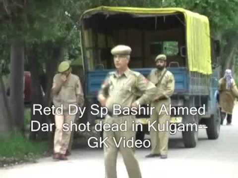 Rtd DSP shot dead