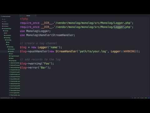 PHP - 컴포저 4 (의존성)