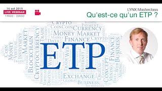 Qu'est-ce qu'un ETP ? Et comment le Trader Sans Frais