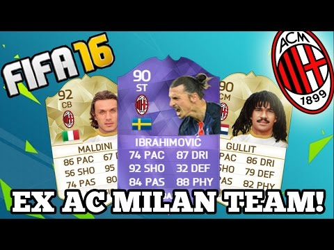 OMFG INSANE EX AC MILAN TEAM! Where Are They Now?