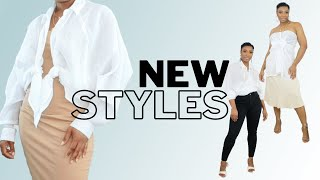Chic Ways To Style A White Button Down