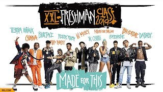 This Year's 2019 XXL Freshman Class Features Megan Thee Stallion, Da Baby, Gunna + More