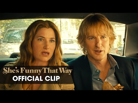 She's Funny That Way (Clip 'Where's the Driver?')