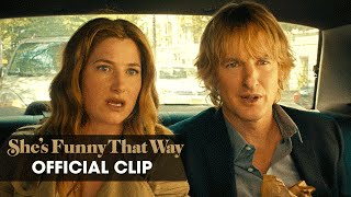 She's Funny That Way - Official Clip