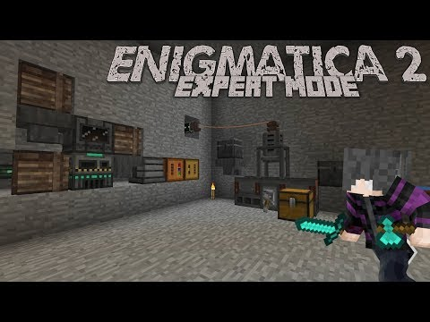 Enigmatica 2: Expert - EP3 - Tool Upgrades & New Base Location