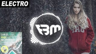 RMA Feat. Fatman Scoop   Lick U (Orginal Club Mix) | FBM