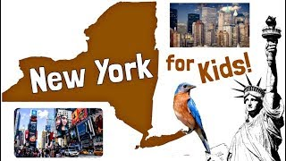 New York for Kids   US States Learning Video