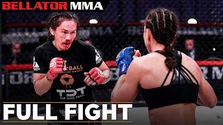 Full Fight | Juliana Velasquez vs Ilima-Lei MacFarlane | Bellator 254
