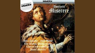 I. Miserere (Chorus) . Quasi adagio - Allegro