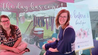 CRAFT BOOTH DAY!!! (Day 606)