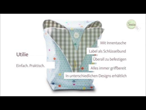 Utilie – die besondere Kinderwagentasche