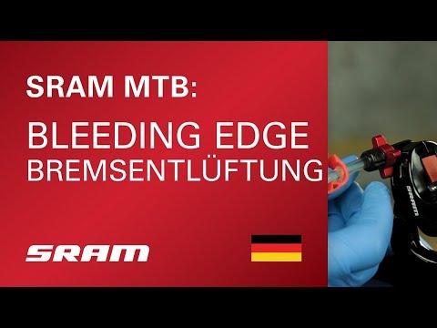 SRAM MTB: Bleeding Edge-Bremsentlüftung