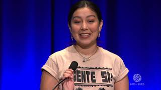 Edna Chavez - We Are The Future: Youth Leadership & Community Activism | Bioneers