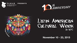 PAMAR - Celebration of Latin American Culture