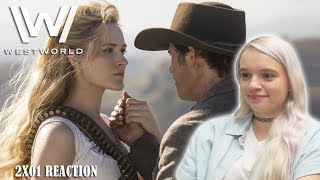 Westworld 2x01 'Journey into Night' REACTION