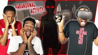 I CALLED ON MY BROTHERS FOR HELP! WE'RE ALL SCARED! - Paranormal Activity: The Lost Soul Gameplay