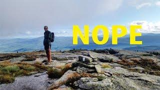 Dont Hike The Appalachian Trail
