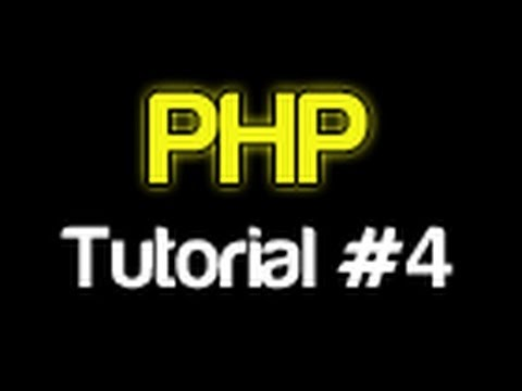 PHP Tutorial 4 – Hello World (PHP For Beginners)