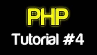 PHP Tutorial 4 - Hello World (PHP For Beginners)