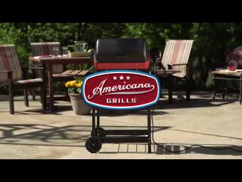 MECO Americana Electric Grill 9325-8-181