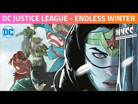 DC Justice League - Endless Winter