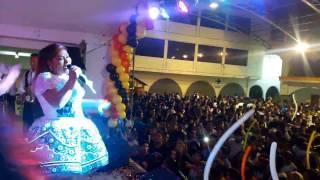 Sonia Morales en vivo 2016