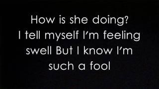 David Choi - That Girl Lyrics [HD]