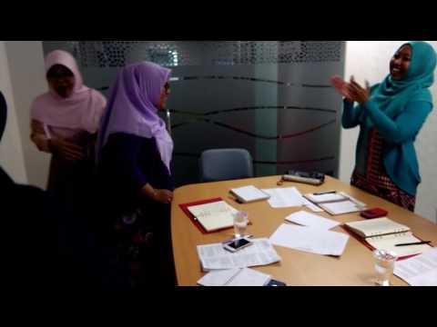 English in house training PT ACT Jakarta