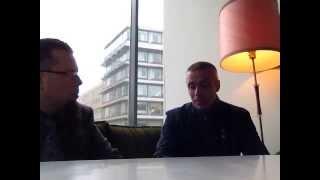 Samtal med Peter Bergting om Domovoi