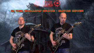Arch Enemy  In this shallow grave - guitar cover