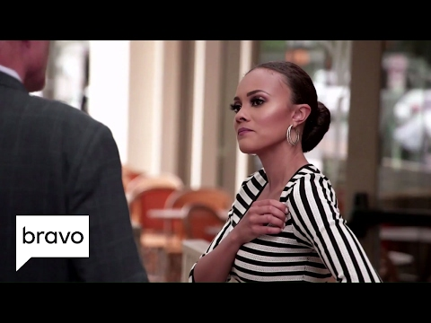 RHOP: Ashley Has an Epic Stand Off With Hubby Michael Over OZ (Season 2, Episode 9) | Bravo