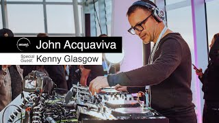 John Acquaviva & Kenny Glasgow @ Around Sky Costanera Santiago, Chile. FULL SET