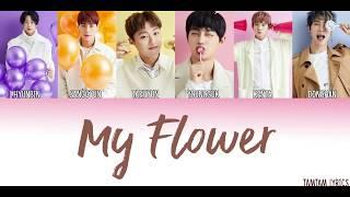 My Flower - JBJ Lyrics [Han,Rom,Eng] (Member   - YouTube