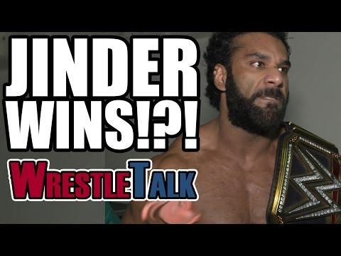 Jinder Mahal Wins WWE Championship!?! | WWE Backlash 2017 Review