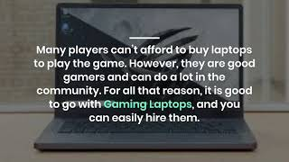 Why is it Good to Rent a Gaming Laptop in Dubai?