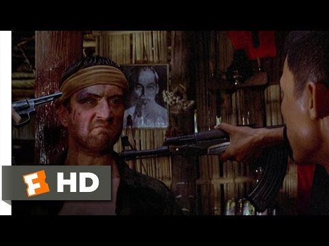 Russian Roulette - The Deer Hunter (4/8) Movie CLIP (1978) HD