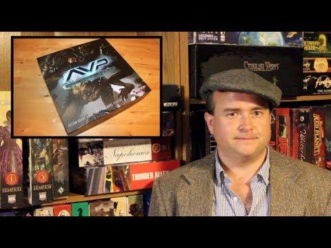 The Discriminating Gamer: Alien vs  Predator: The Hunt Begins, 2nd Edition